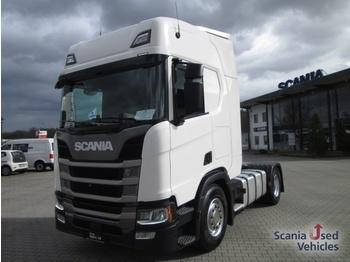 Sattelzugmaschine Scania R450 A4x2NA, Abstands- u. Spurwechselwarnsytem, 2-