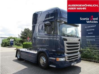 Sattelzugmaschine Scania R450 MNA - TOPLINE - SCR ONLY