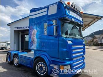 Scania R480 Topline - Sattelzugmaschine