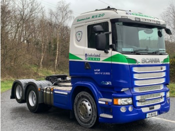 Scania R520 - Sattelzugmaschine