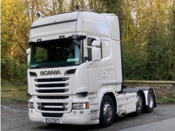 Scania R580 - Sattelzugmaschine