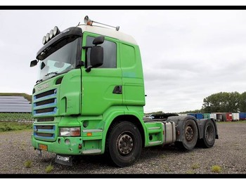 Scania R 480 LA6X2/4HNA - Sattelzugmaschine