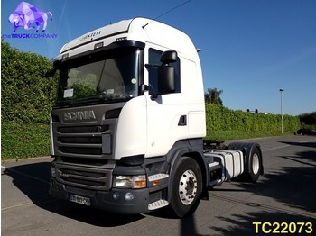 Scania R 490 Euro 6 RETARDER - Sattelzugmaschine