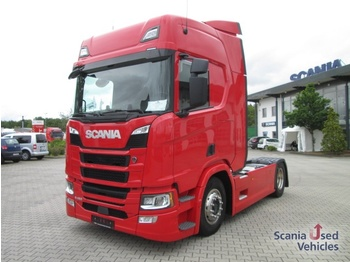 Scania R450A4X2NA / LED / Standklima / Vollverkleidung - شاحنة جرار