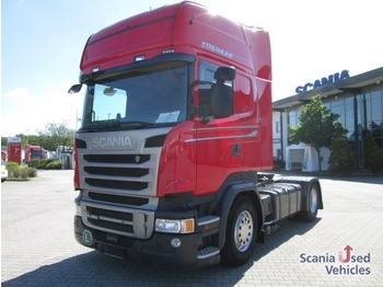 Scania R450LA4X2MNA / ACC / Standklima / Topline - شاحنة جرار