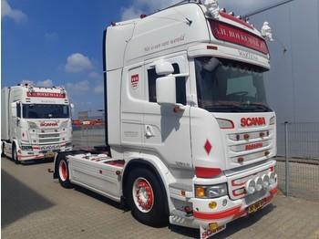 Scania R450 Topline - مقطورة السحب