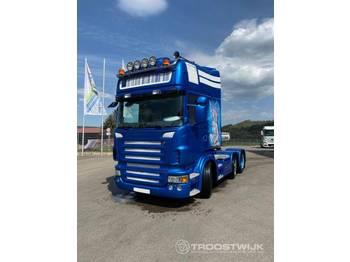 Scania R480 Topline - شاحنة جرار