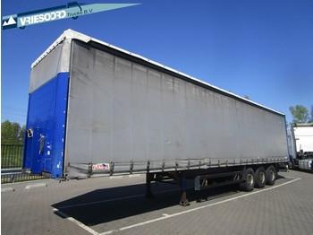 نصف مقطورة بستائر جانبية Schmitz Cargobull S01