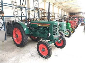 Колёсный трактор Bolinder Munktell BM 36