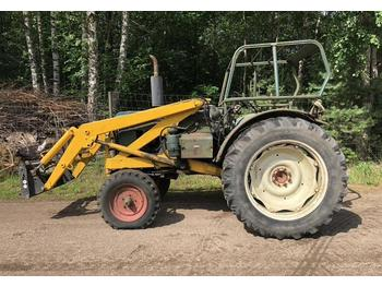 Bolinder-Munktell BM 36  - колёсный трактор