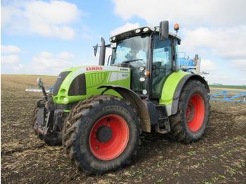 Колёсный трактор Claas ARION 640