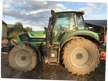 Колёсный трактор Deutz-Fahr AGROTRON 6150 C SHIFT
