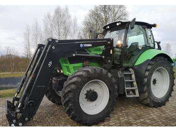 Колёсный трактор Deutz-Fahr AGROTRON TTV630