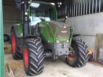 Fendt 312 Vario S4 - колёсный трактор