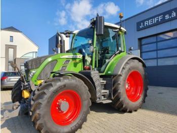 Fendt 516 S4 Profi Plus (091) - колёсный трактор