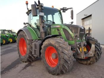 Fendt 516 Vario - колёсный трактор