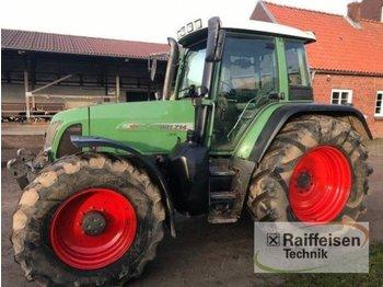 Fendt 714 Vario - колёсный трактор