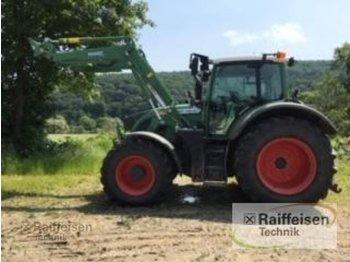 Колёсный трактор Fendt 716 Vario S4