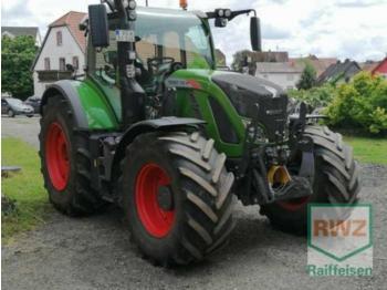 Fendt 718 Profi Plus - колёсный трактор