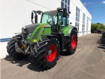 Fendt 720 Vario - колёсный трактор