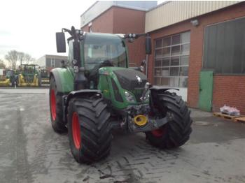 Fendt 724 PROFI PLUS VARIO - колёсный трактор
