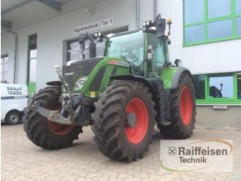 Fendt 724 Profi Plus - колёсный трактор