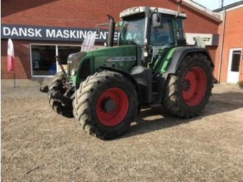 Fendt 820 TMS - колёсный трактор