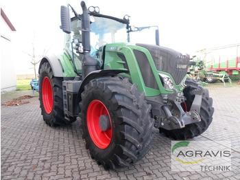 Fendt 828 VARIO S4 PROFI PLUS - колёсный трактор