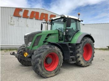 Fendt 828 Vario - колёсный трактор