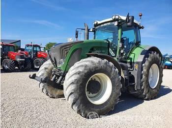 Колёсный трактор Fendt 930 VARIO