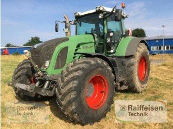 Колёсный трактор Fendt 939 Vario Profi Plus