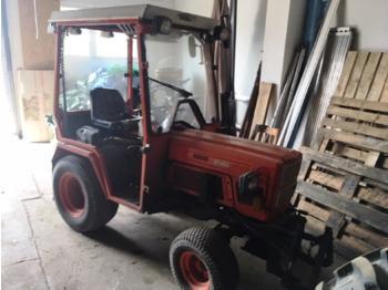 Колёсный трактор Hako 2700 DA