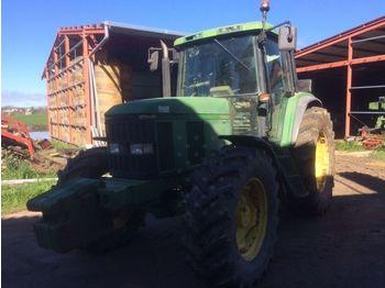 Колёсный трактор JOHN DEERE 6600: фото 1