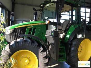 Колёсный трактор John Deere 6120M 4wd Command Quad Eco Traktor Trekker