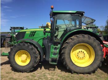 Колёсный трактор John Deere 6210R