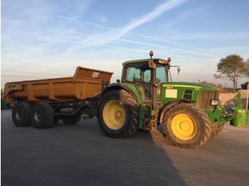 Колёсный трактор John Deere 7530 PREMIUM