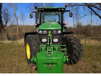 Колёсный трактор John Deere 8345 R