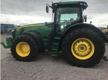 Колёсный трактор John Deere 8370R