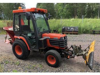 Kubota B 2410 HD  - колёсный трактор