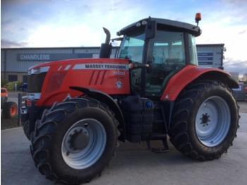 Massey Ferguson 7620 - колёсный трактор