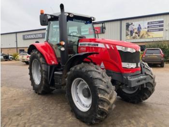 Massey Ferguson 7715 EFD6 - колёсный трактор