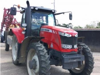 Massey Ferguson 7718 - колёсный трактор