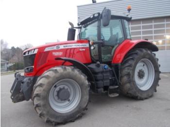 Massey Ferguson 7720 S EFF - колёсный трактор