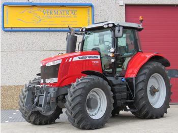 Колёсный трактор Massey Ferguson 7726