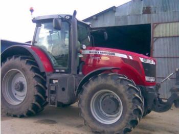 Massey Ferguson 8680 - колёсный трактор