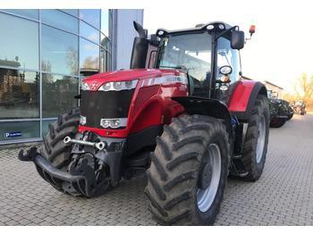 Колёсный трактор Massey Ferguson 8690 Dyna VT