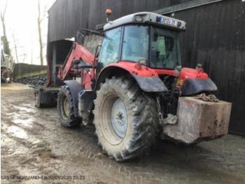 Massey Ferguson MF6613 - колёсный трактор