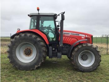 Колёсный трактор Massey Ferguson MF 7495
