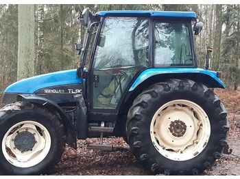 NEW HOLLAND TL 90 - колёсный трактор