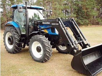 new holland TS135A - колёсный трактор